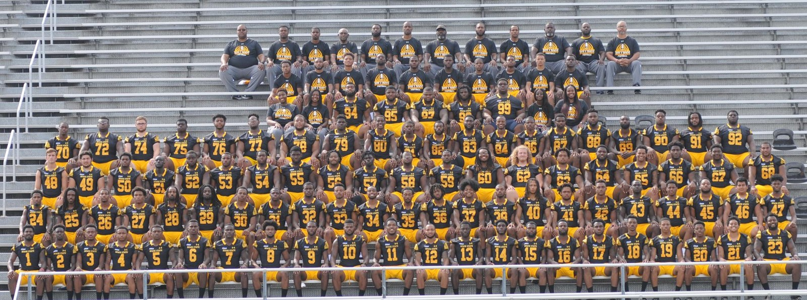 2018 Football Roster Bowie State University Athletics