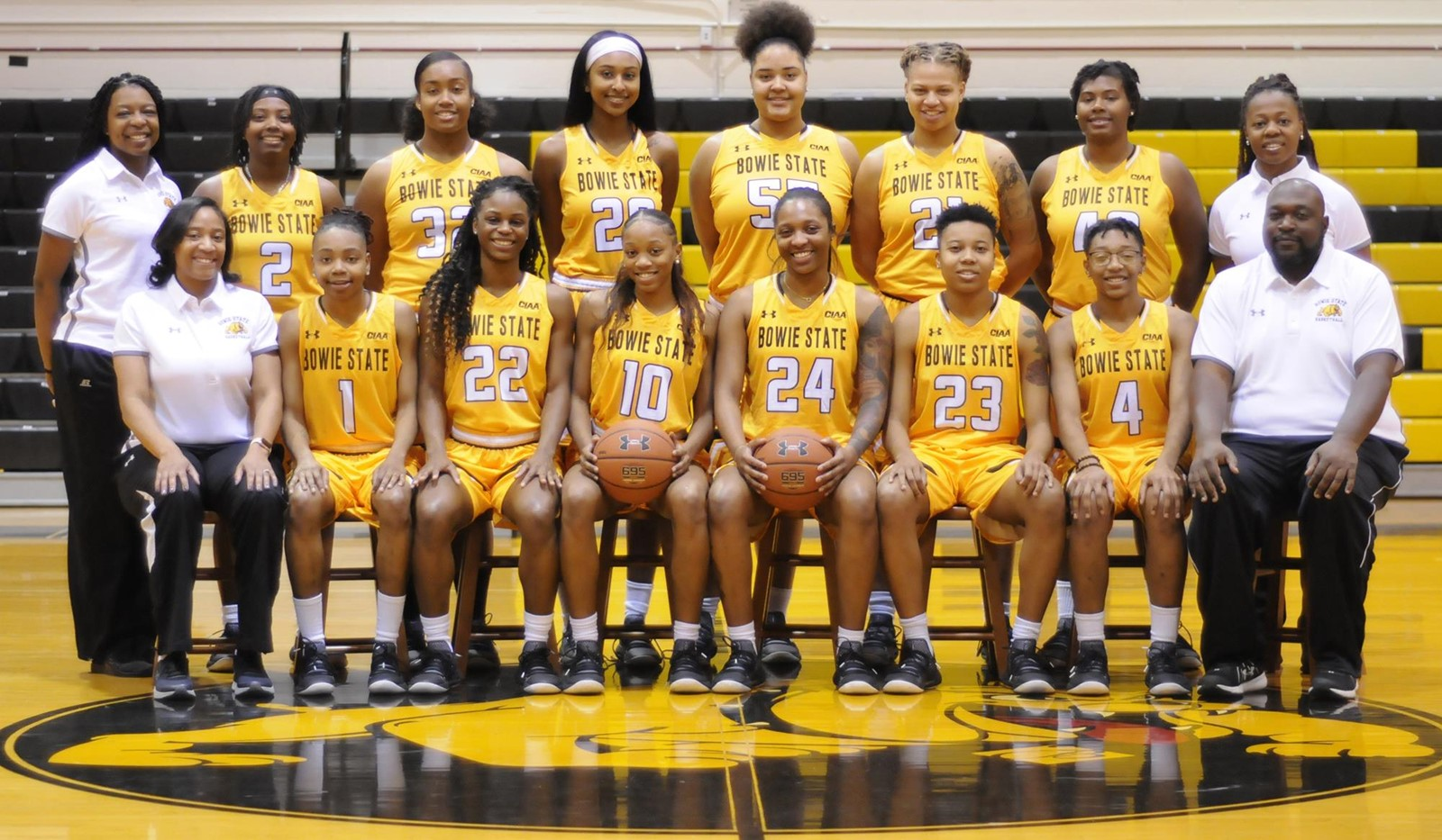 2018 2019 0 Roster Bowie State University Athletics