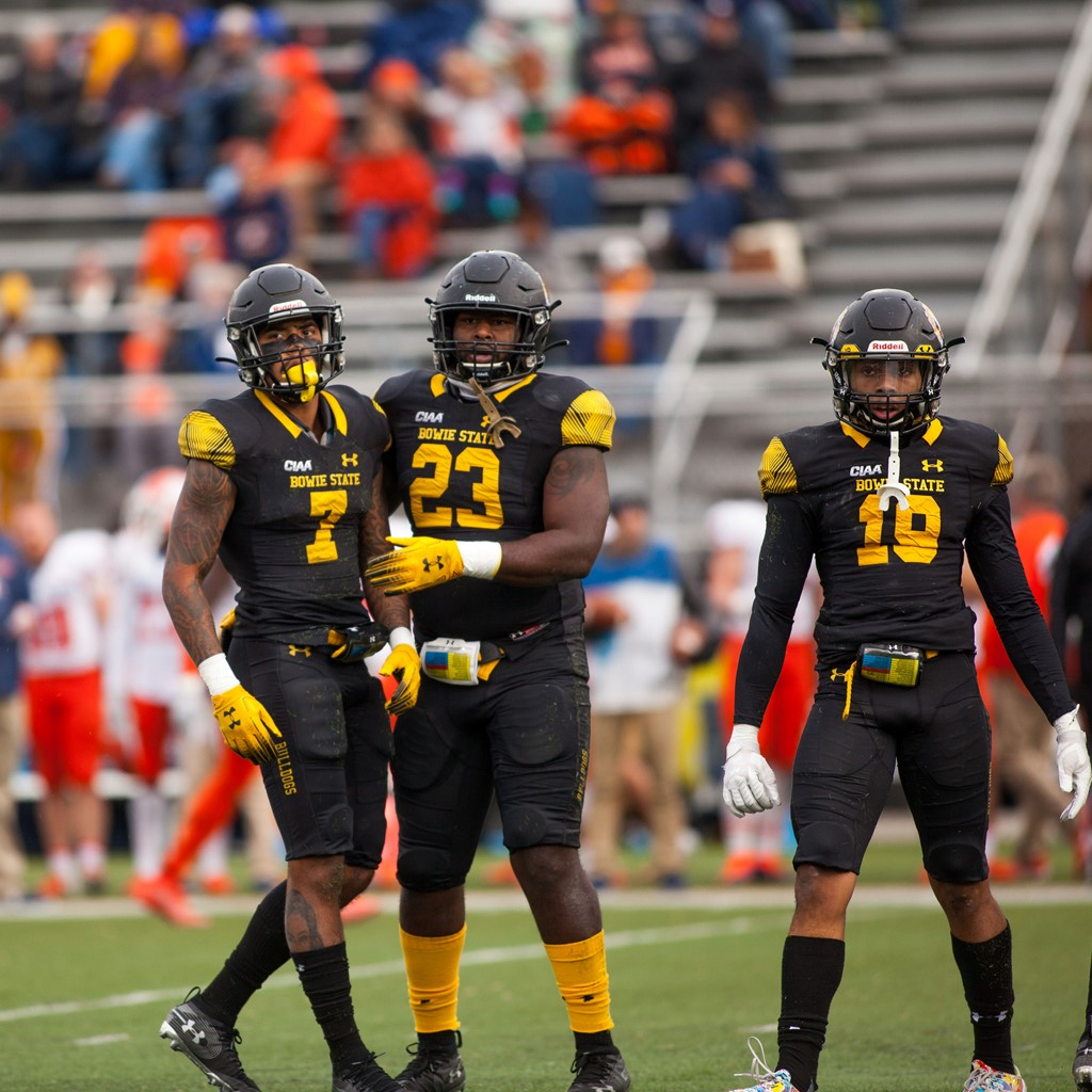 Football Bowie State University Athletics